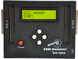 SCSI-Hammer by CPR Tools